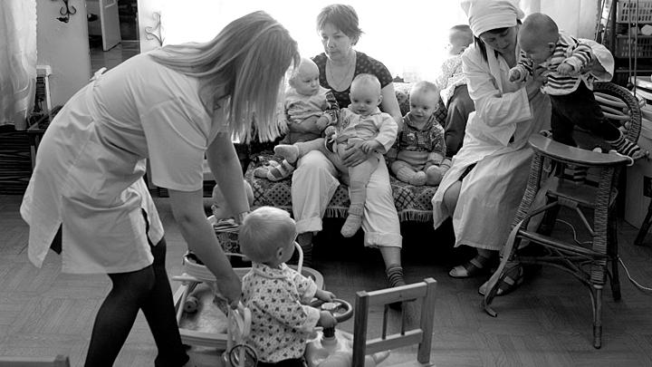 Сегодня в стране насчитывается более тысячи трёхсот детдомов