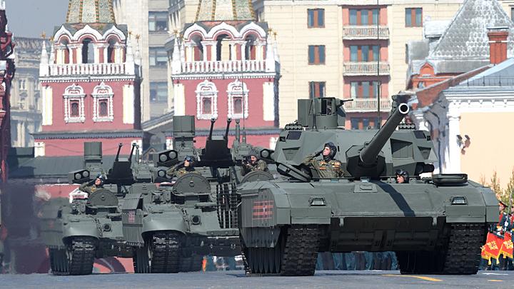 Сверхсекретное оружие вместе с Путиным защитит русских маму и папу