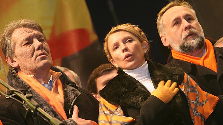 """""""Президент-биокамикадзе"""": Почему на шею Ющенко не прицепили колокольчик прокажённого?"""