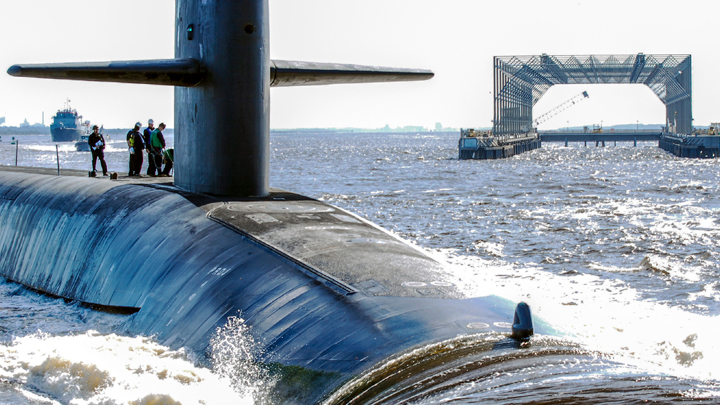 Начать мини ядерную войну: США проговорились, заявив о подлодке с новыми ракетами
