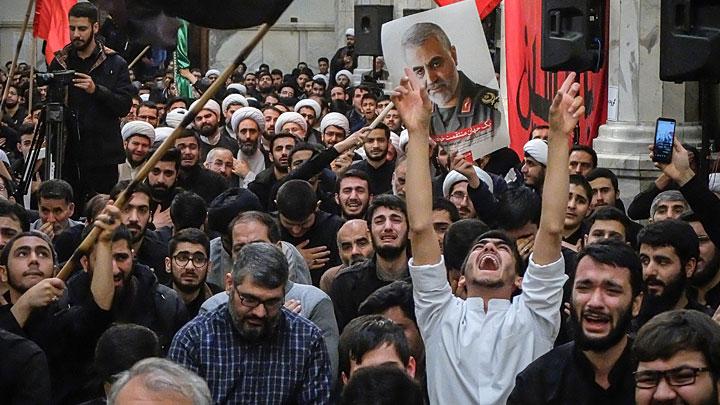США — Иран: Дело к войне, которой не может быть