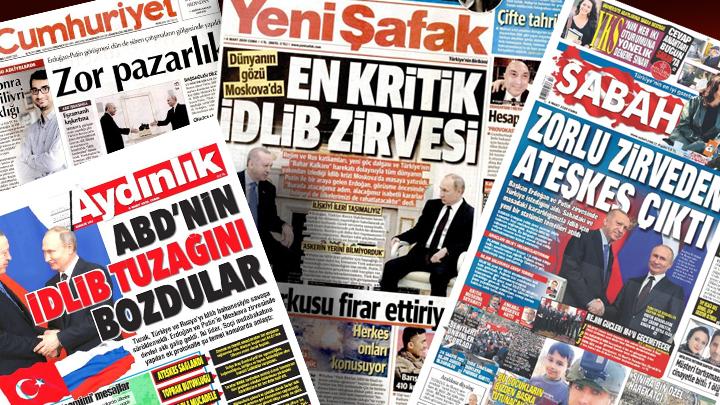 """""""Мы ударим"""": Путин и Эрдоган остановили войну, но не угрозы в турецких СМИ"""