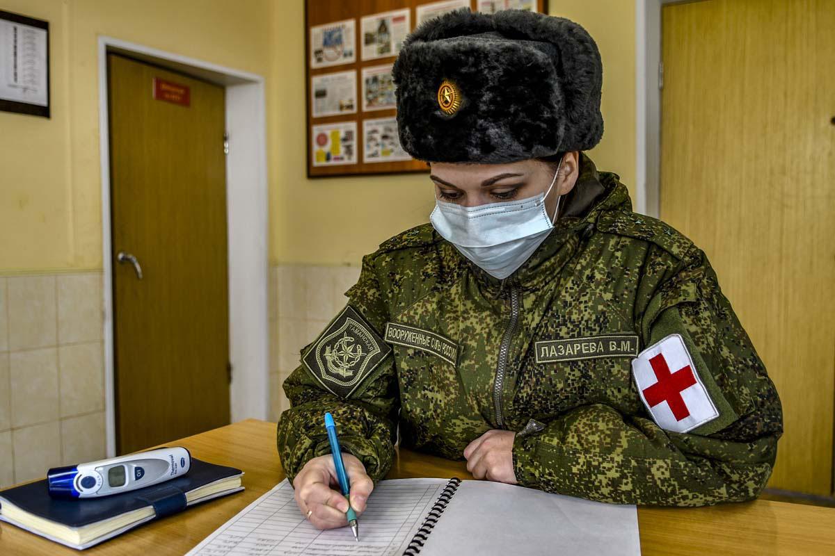 Первая армия мира по обороноспособности против коронавируса? Конечно, русская!