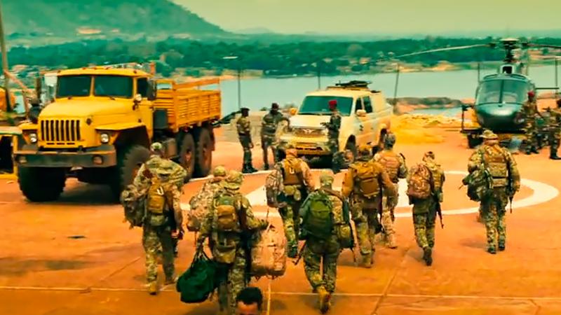 Скриншот кадра официального трейлера фильма «Турист» / youtube.com