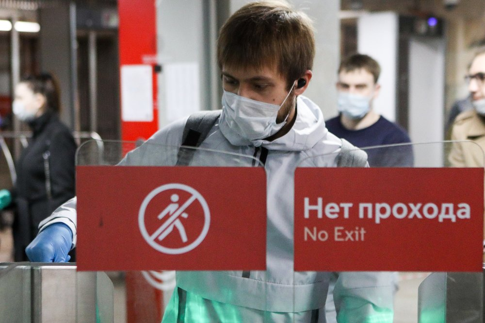 Путин вывел экономику из тени, Собянин загоняет обратно