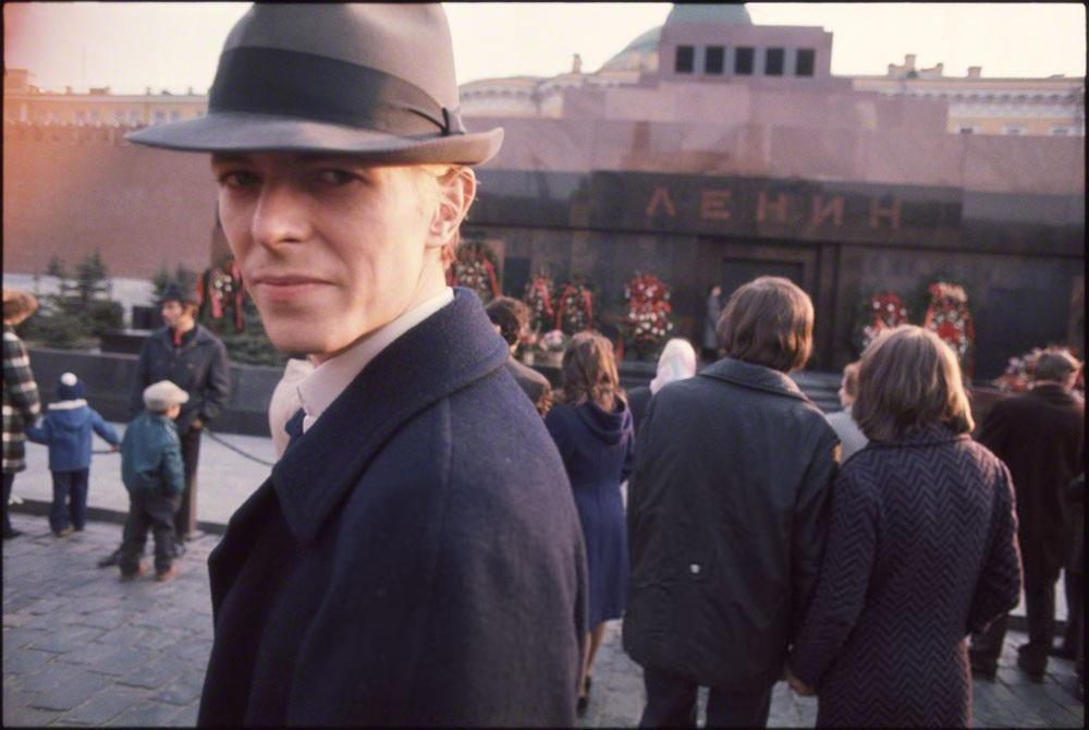 Дэвид Боуи в СССР, 1976 г.