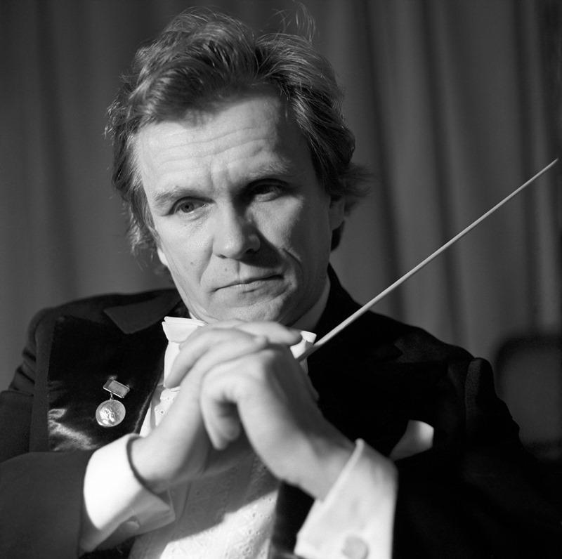 Владимир Федосеев, 1981 год (фото - Александр Чумичев / Фотохроника ТАСС)