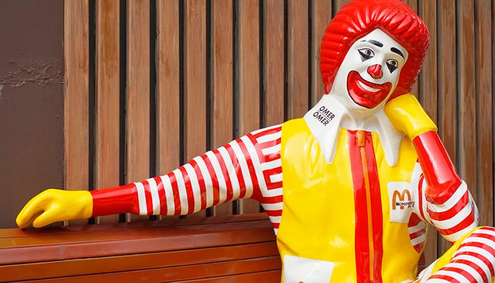 Вовсех McDonald's Российской Федерации  вначале зимы  появятся официанты