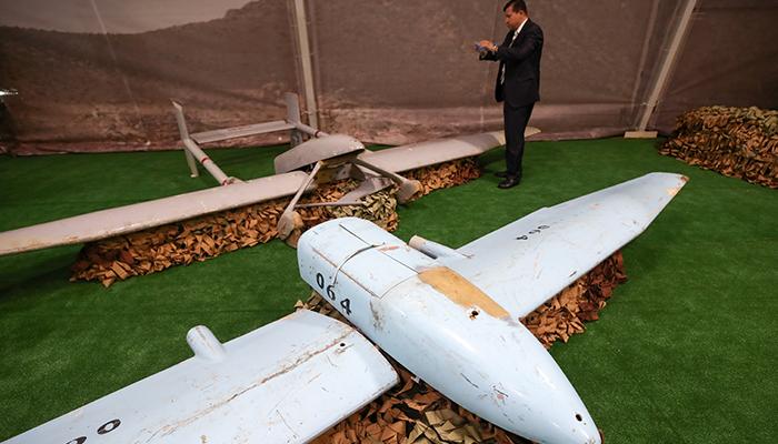 ВКрыму научились принуждать кпосадке украинские дроны