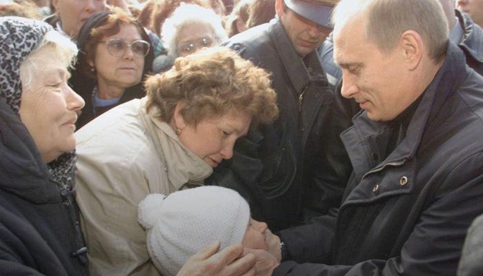 Путин, какого вы ещё не видели. Редкие фото президента