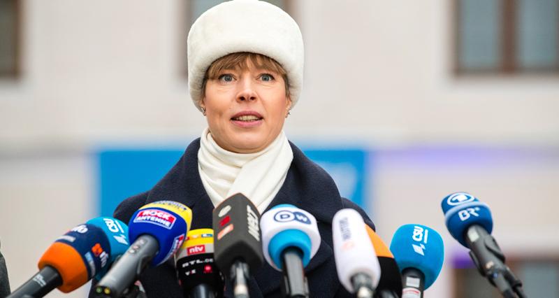 Почему Путин лучше Ельцина и чем он разочаровал президентшу Эстонии
