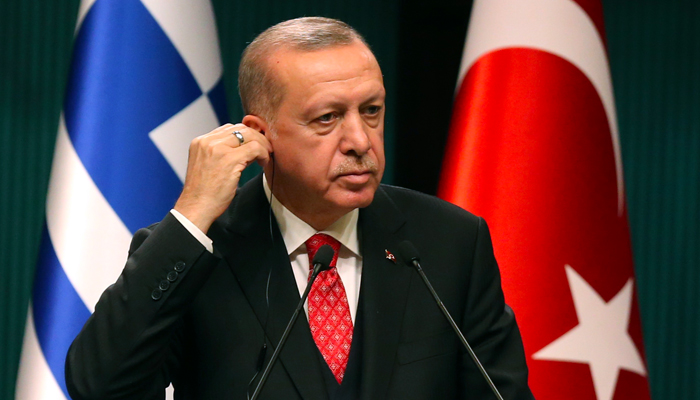 """""""300 спартанцев"""". По Эрдогану ударила Греция"""