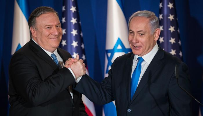 Война в Палестине спасёт Нетаньяху от поражения на выборах