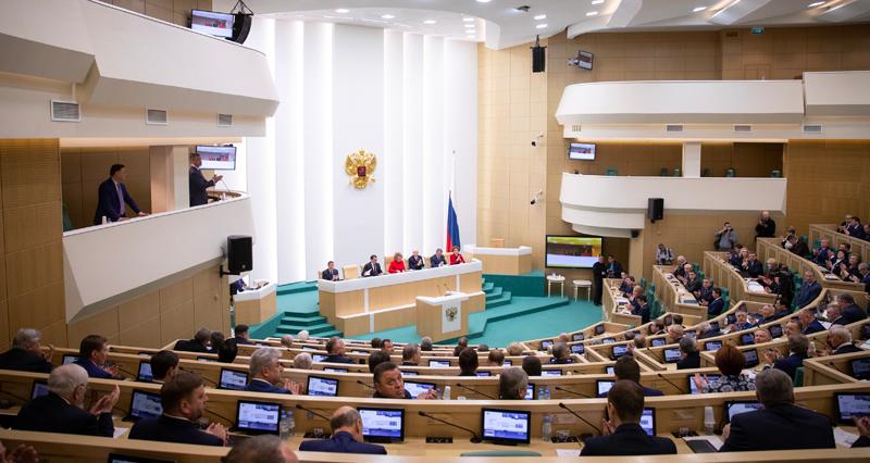 Володин и Матвиенко решили помериться авторитетами