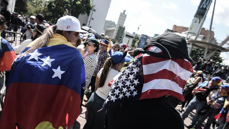 Дрогнут ли Китай и Россия перед венесуэльским ультиматумом США?