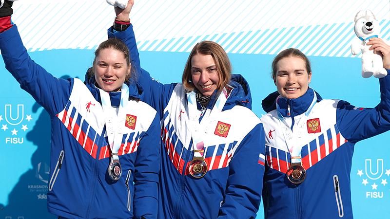 Зимняя, сибирская, предсказуемая: Россия ожидаемо лидирует на Универсиаде в Красноярске
