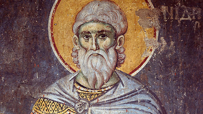 Воскресение словущее. Православный календарь на 26 сентября