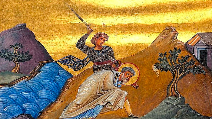 Священномученик Феодор, епископ Александрийский. Фото: www.pravoslavie.ru
