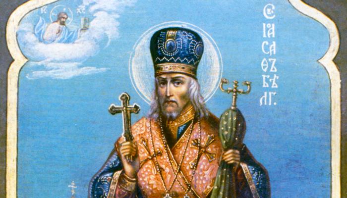 Икона Божией Матери «Неопалимая Купина». Православный календарь на 17 сентября