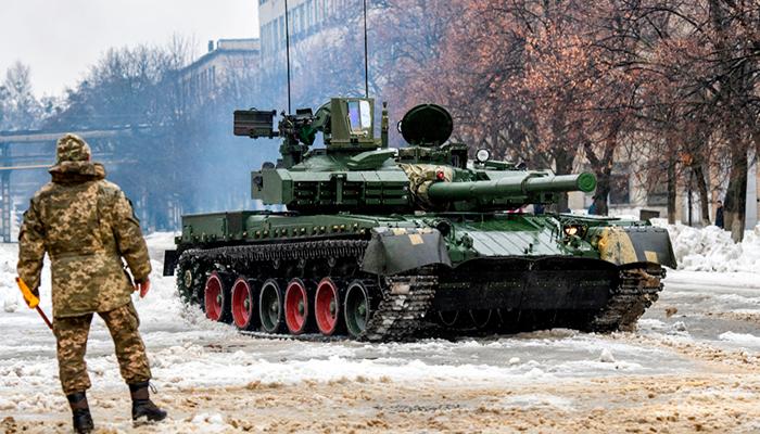 Украинский «Оплот» больше никого не порвёт
