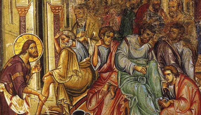 Великий Четверг. Православный календарь на 16 апреля