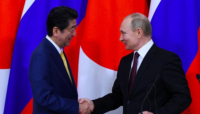 Япония готова отказаться от Курил?