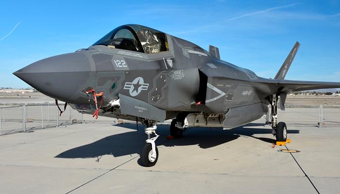 Японцы потеряли один F-35