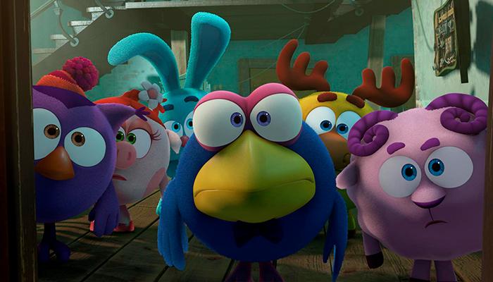 Технопарк, новая премия, экспорт мультфильмов: Чем живёт отечественная анимация