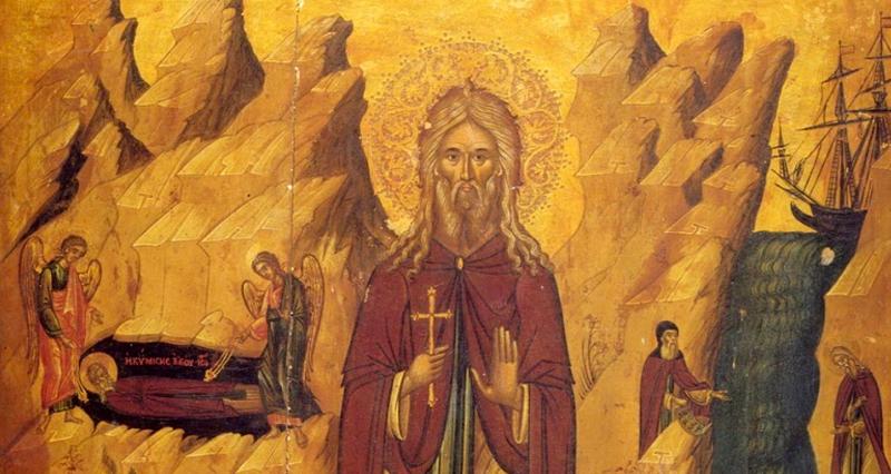 Мученица Матрона Солунская. Православный календарь на 9 апреля