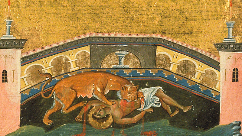 Похвала Пресвятой Богородицы. Православный календарь на 4 апреля