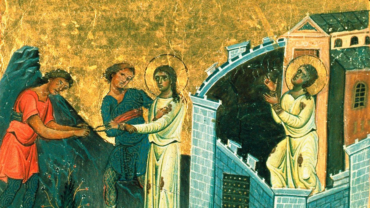 Мученики Пров, Тарах и Андроник. Православный календарь на 25 октября