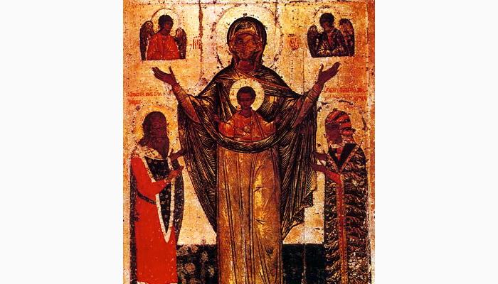 Первомученица Фекла Иконийская. Православный календарь на 7 октября