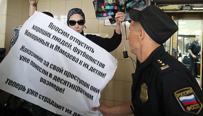 «Надо везде оставаться людьми»:Кокорин и Мамаев получили реальные сроки