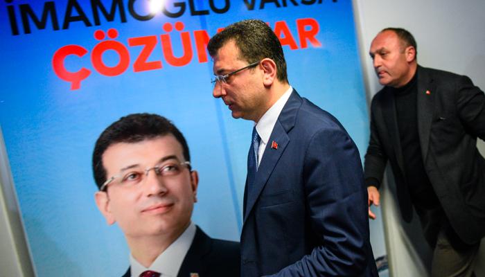 Перевыборы в Стамбуле. США молчат, ЕС критикует. Как быть России?