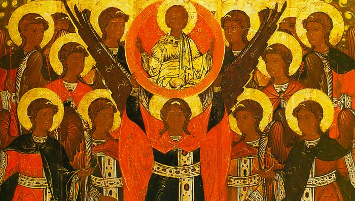 Смотреть Молитва Архистратигу Михаилу на Михайлов день 21 ноября видео