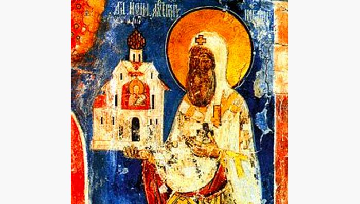 Святитель Тихон, Патриарх Московский. Православный календарь на 18 ноября