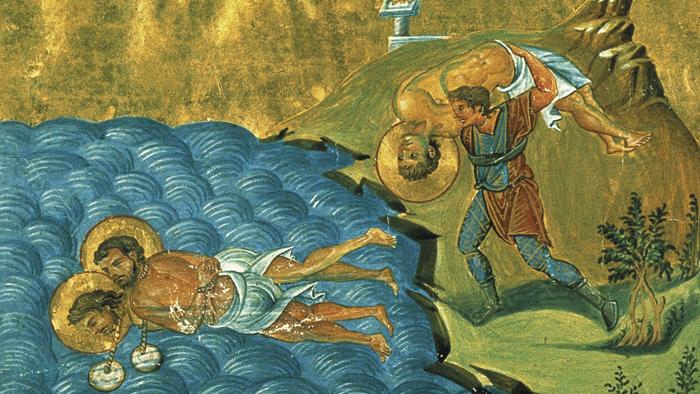 Преподобный Иларион Великий. Православный календарь на 3 ноября