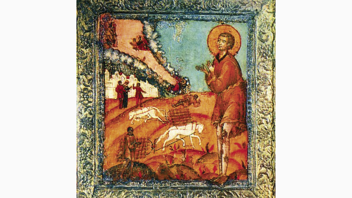 Великомученик Артемий Антиохийский. Православный календарь на 2 ноября