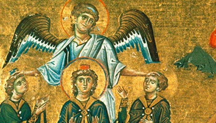 Пророк Даниил. Православный календарь на 30 декабря