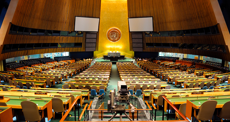 Штаб-квартиру ООН хотят перенести все. Просто стесняются