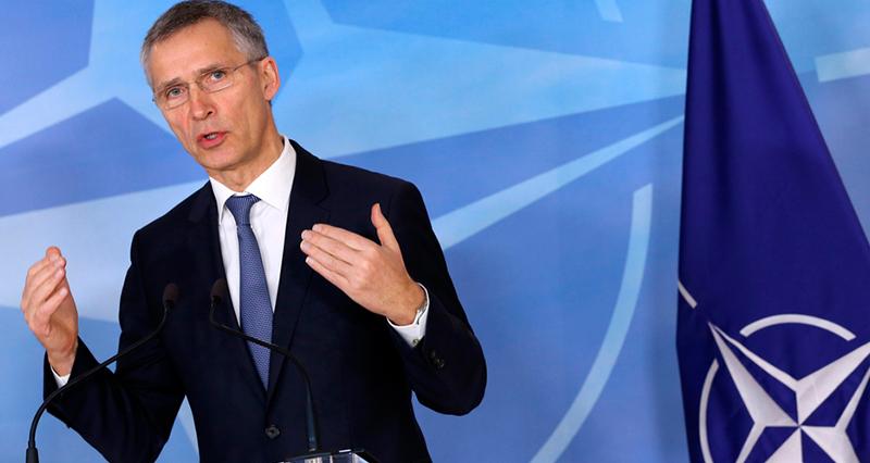 НАТО хочет кого-то победить 30 батальонами. В течение месяца