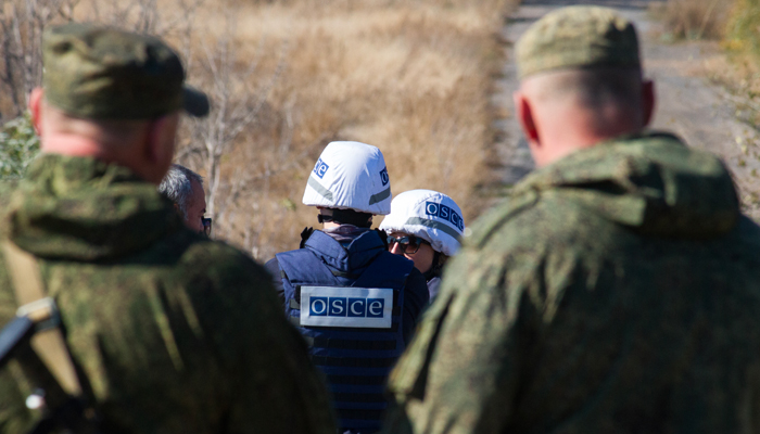 Украина не отодвигает войска. Зеленский развлекается. ЕС молчит