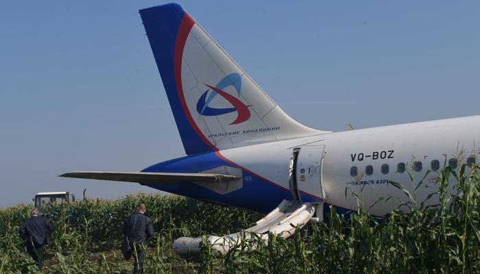 Эксперты спорят о справедливости присвоения звания Героя пилотам, посадившим А-321 под Раменским
