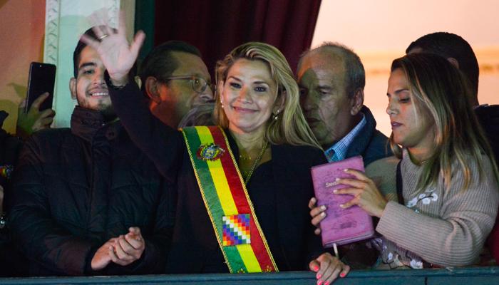Моралес готов вернуться спасать Боливию