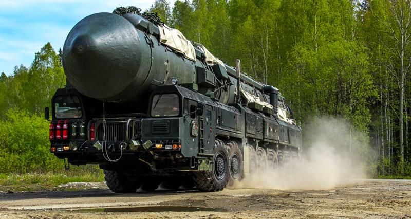 Хотят ли русские войны? США вновь назвали Россию своей главной угрозой