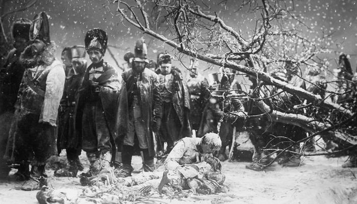 Наполеон – беглец из России: Какими были последние дни Великой армии глазами французов