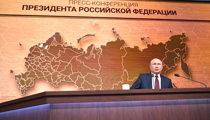 Главные ответы Путина: Ленин, мигранты, «танки под Ростовом», закон о насилии и суверенный интернет