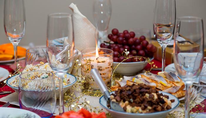 Как на Новый год есть что угодно и похудеть: Пять секретов от диетолога