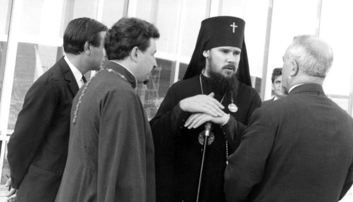 """""""Хранитель национального единства"""": Светлой памяти Святейшего Патриарха Алексия II"""