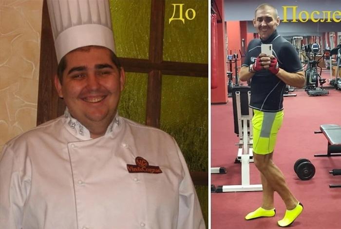 Увидел кошмарный сон и сбросил 100 кг: Самые потрясающие случаи похудения в России